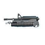 G&P M4 with M203 Front Set (Short)