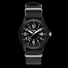 traser P6704 Officer Pro H3 Watch - Black