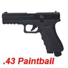 APS RAM Combat Cal .43 Paintball Pistole
