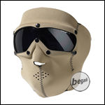 Swiss Eye S.W.A.T. Mask Pro, 2 Gläser - coyote