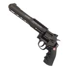 "Ruger Super Hawk 8"" Co² Revolver - Black"