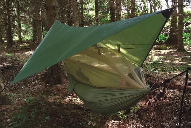 highlander h ngematte nomad hammock olive. Black Bedroom Furniture Sets. Home Design Ideas