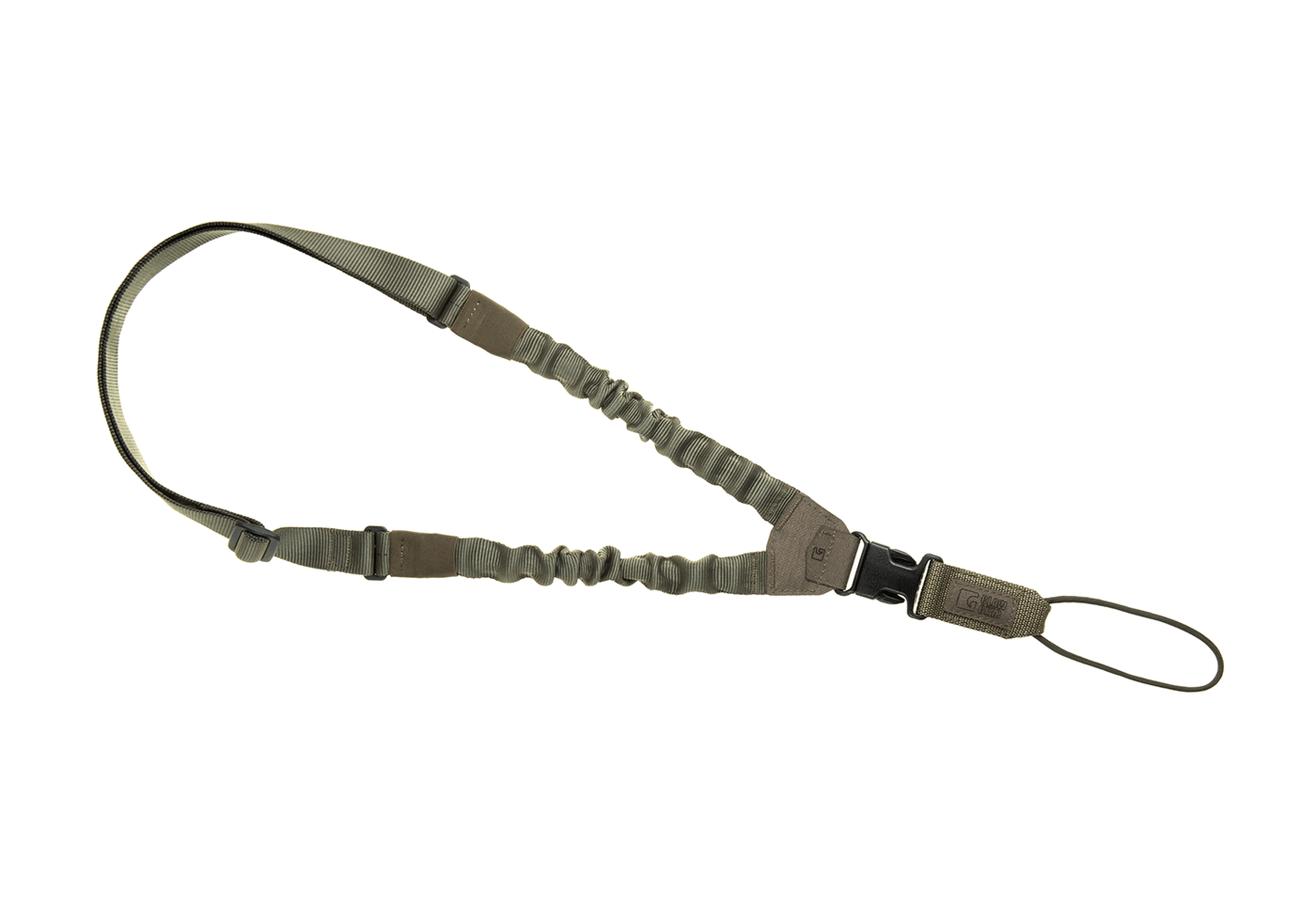 https://www.softgun.ch/shop/bilder/REALSTEEL/CLAWGEAR/CLAWGEAR-ONE-POINT-SLING-PARACORD-RAL7013_01.png